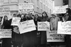 Extremos sociales; feminismo