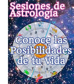 Sesión de Astrología