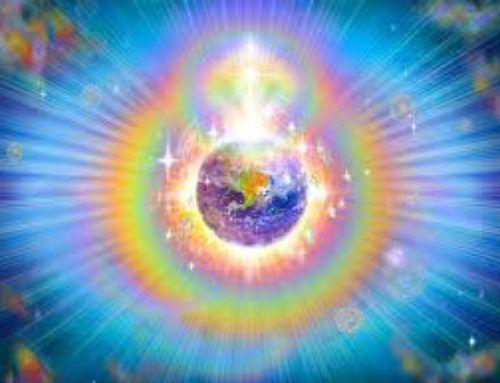 Recibe gloriosamente la Onda X de energía para tu mayor evolución y expansión